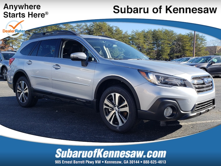 New 2019 Subaru Outback 2.5i Limited SUV near Atlanta