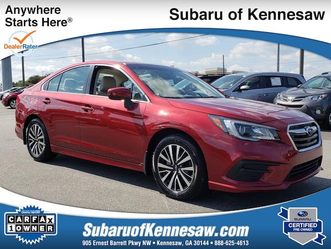 Used 2018 Subaru Legacy Premium Sedan in Cumming, GA