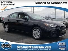 Used 2018 Subaru Impreza Premium Sedan in Kennesaw