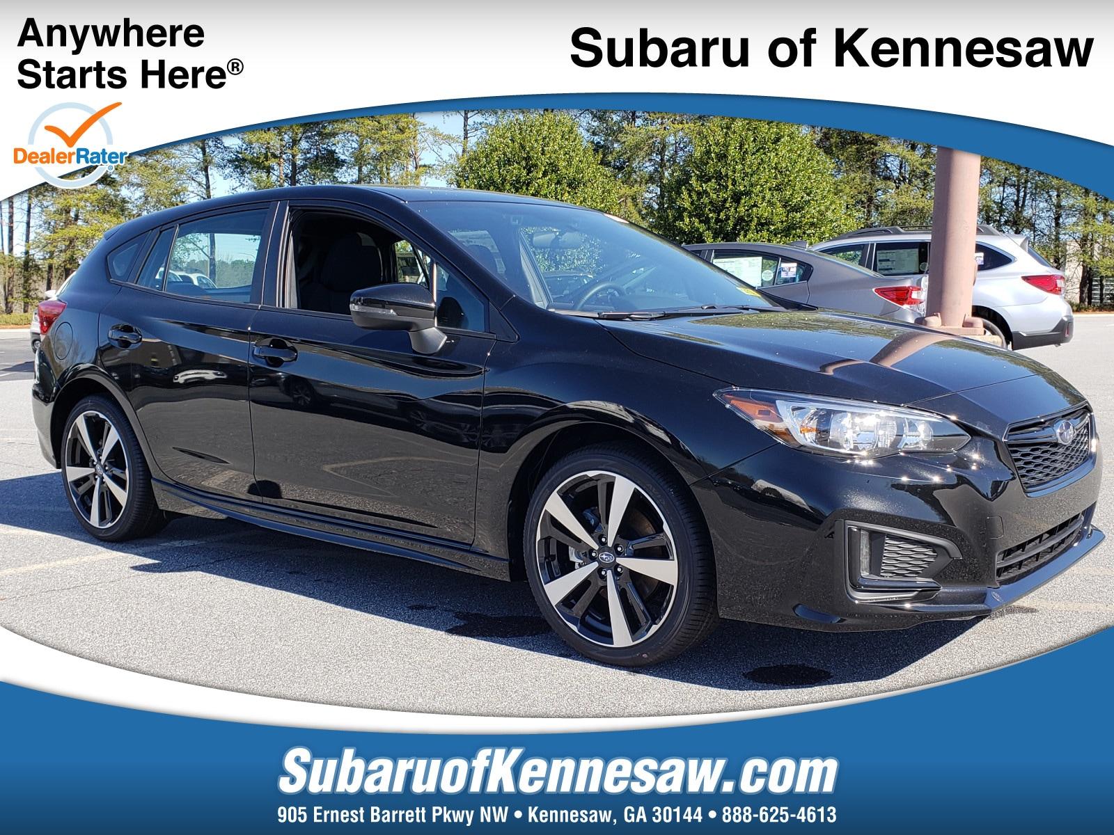 New 2019 Subaru Impreza 2.0i Sport 5-door in Kennesaw GA