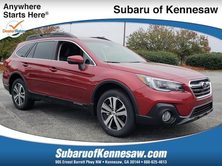 New 2019 Subaru Outback 2.5i Limited SUV near Atlanta