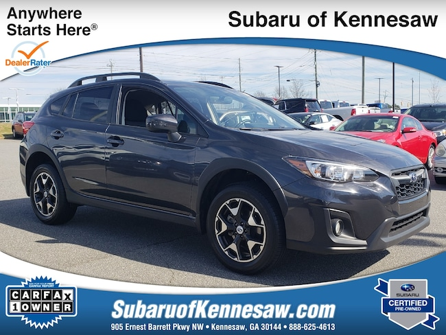 Used 2018 Subaru Crosstrek Premium SUV in Cumming, GA