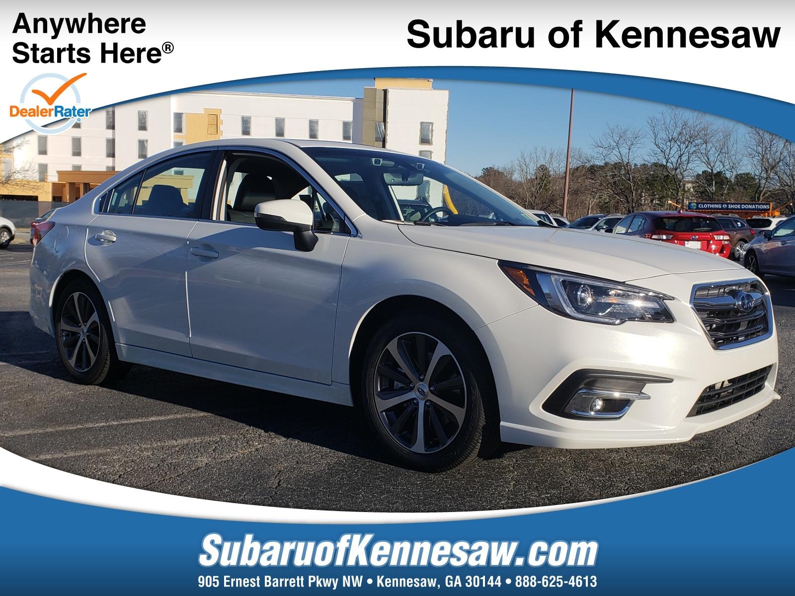 New 2019 Subaru Legacy 3.6R Limited Sedan in Kennesaw GA