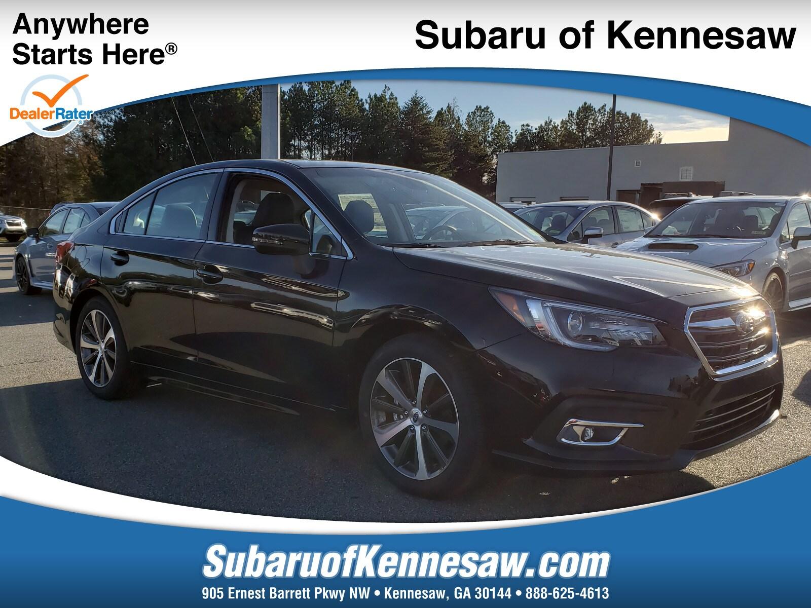 New 2019 Subaru Legacy 2.5i Limited Sedan in Kennesaw GA