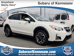 Certified Used 2017 Subaru Crosstrek Limited SUV in Cumming GA