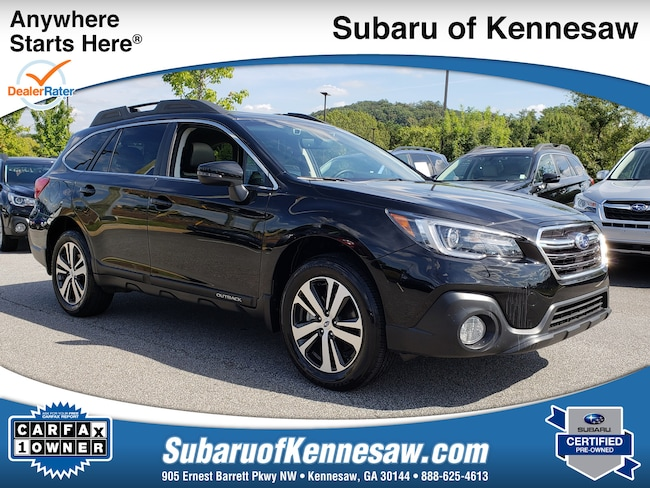Used 2018 Subaru Outback Limited SUV in Cumming, GA