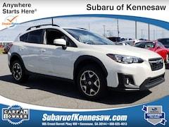 Certified Used 2018 Subaru Crosstrek Premium SUV JF2GTABC9JH309649 in Kennesaw, GA