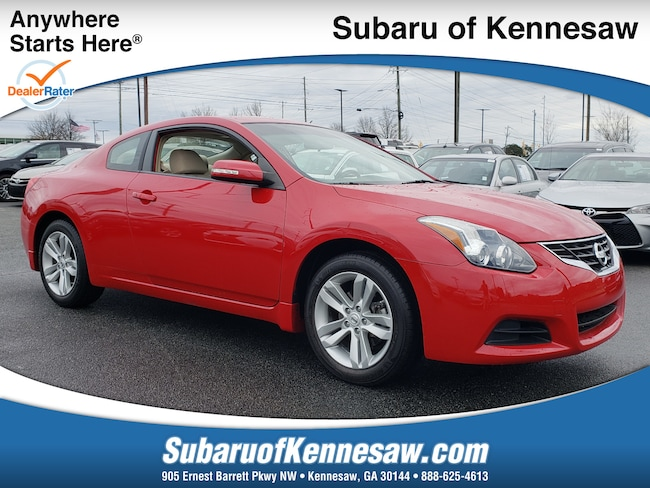 Used 2011 Nissan Altima 2.5 S Coupe in Cumming, GA