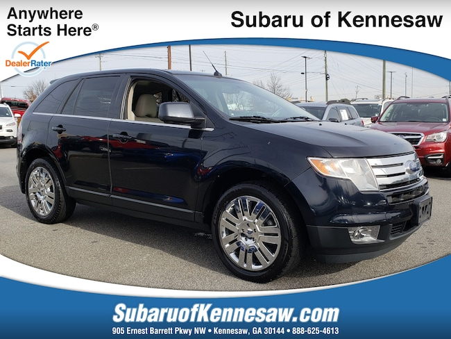 Used 2010 Ford Edge Limited SUV in Cumming, GA