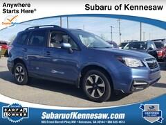 Certified Used 2017 Subaru Forester Premium SUV in Cumming GA