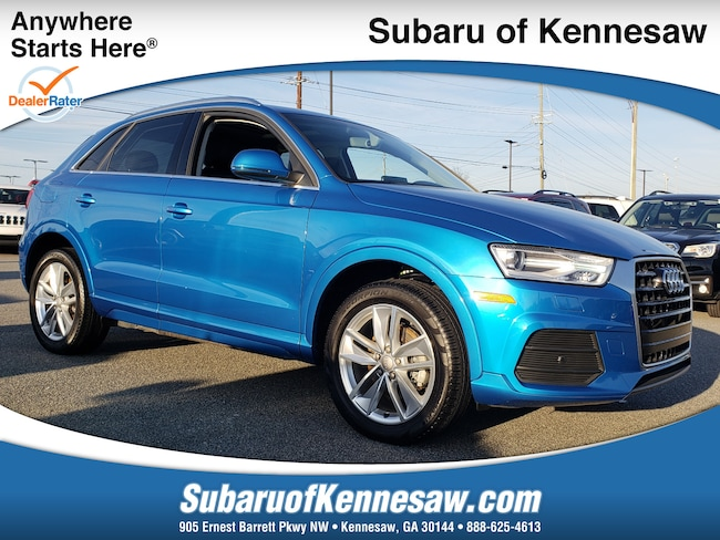 Used 2016 Audi Q3 Premium Plus SUV in Cumming, GA