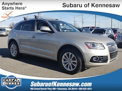 Used 2015 Audi Q5 Premium Plus SUV in Cumming GA