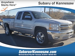 2012 Chevrolet Silverado 1500 LT Truck Extended Cab for Sale in Georgia