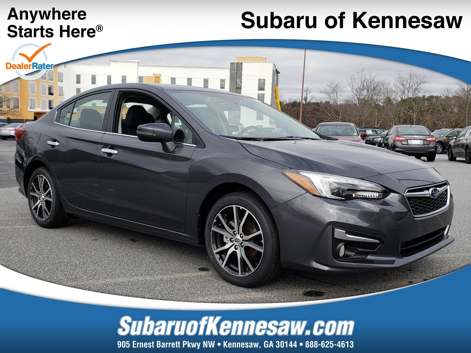 New 2019 Subaru Impreza 2.0i Limited Sedan in Kennesaw GA