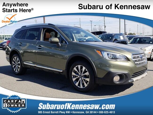 Used 2017 Subaru Outback Touring SUV in Cumming, GA