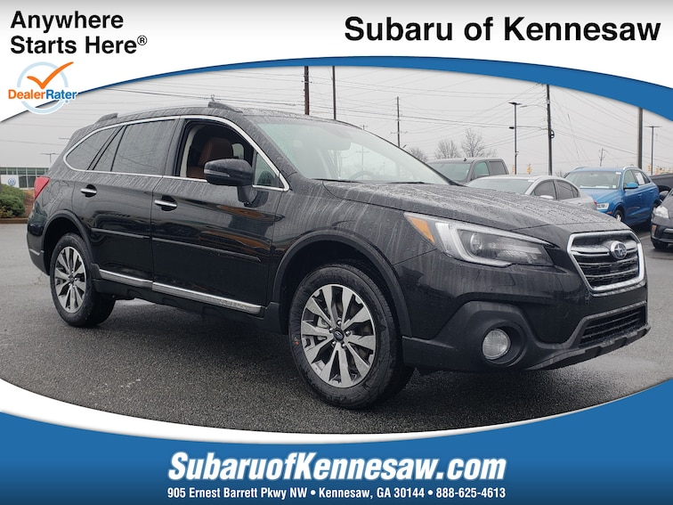 New 2019 Subaru Outback 2.5i Touring SUV near Atlanta