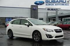 Certified Pre-Owned 2016 Subaru Impreza 2.0i Sport Limited Hatchback GH349510 in Cincinnati