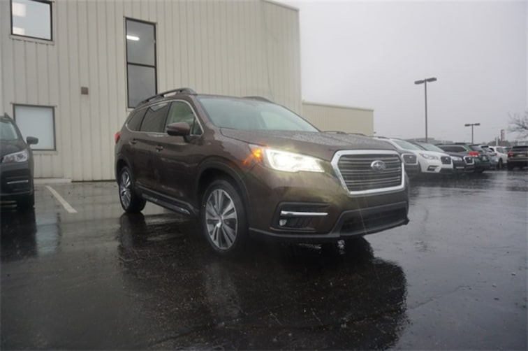 New 2019 Subaru Ascent Limited 8-Passenger SUV K3452249 for sale in Cincinnati OH