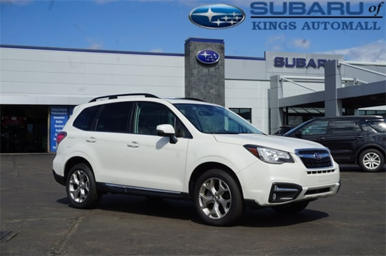Used 2018 Subaru Forester 2.5i Touring SUV for sale in Cincinnati OH