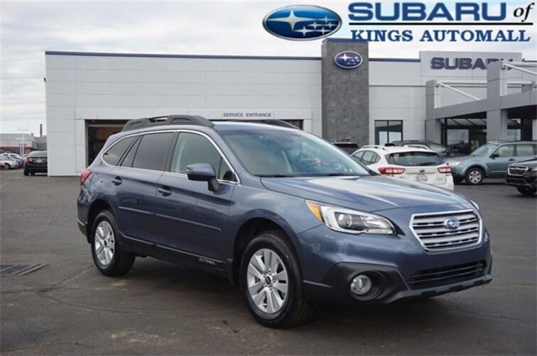 Certified Pre-Owned 2017 Subaru Outback 2.5i SUV for sale in Cincinnati OH