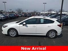 Used 2018 Subaru Impreza 2.0i Premium Hatchback J3734395 in Cincinnati, OH