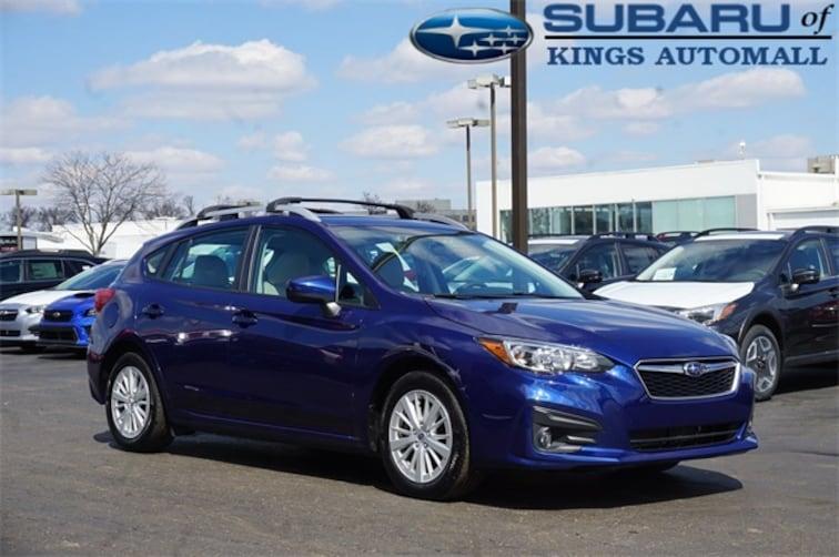 Used 2018 Subaru Impreza 2.0i Premium Hatchback for sale in Cincinnati OH