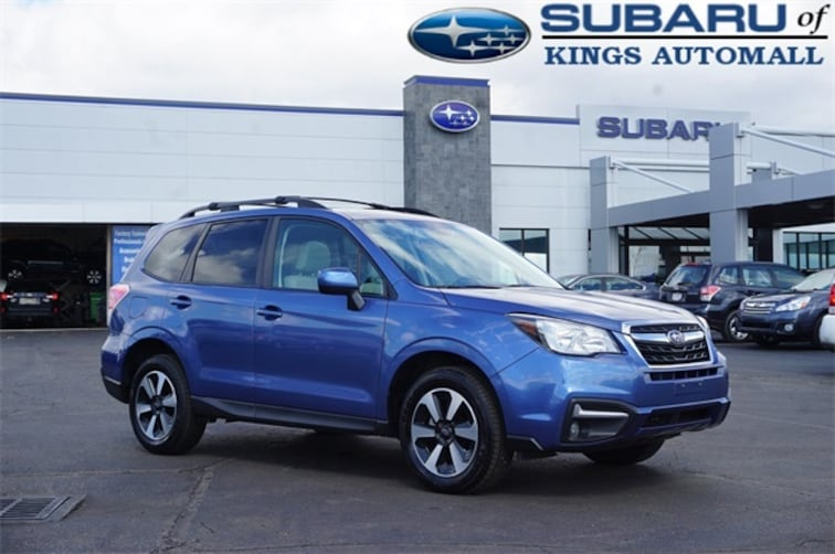 Used 2018 Subaru Forester 2.5i Premium SUV for sale in Cincinnati OH