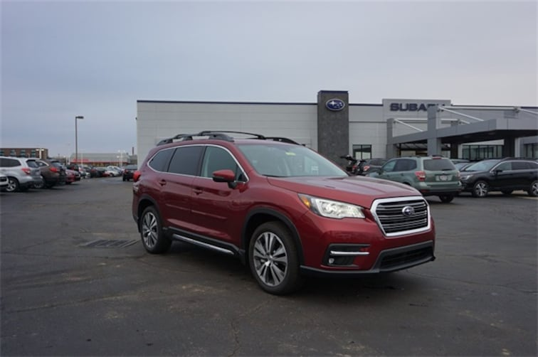 New 2019 Subaru Ascent Limited 8-Passenger SUV K3428841 for sale in Cincinnati OH