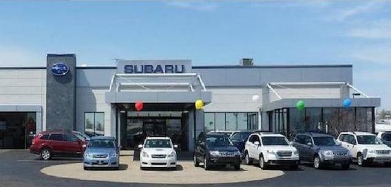 Subaru Of Kings Automall In Cincinnati New Used Subaru