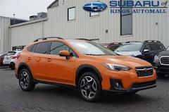 Certified Pre-Owned 2018 Subaru Crosstrek 2.0i Limited SUV J8200074 in Cincinnati