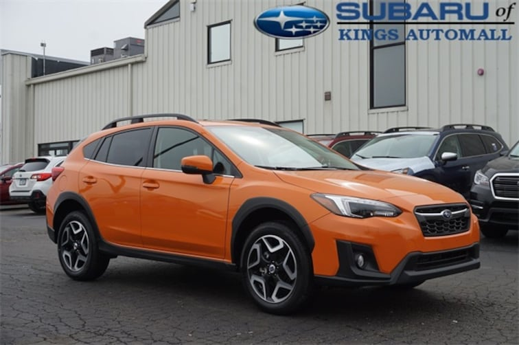 Certified Pre-Owned 2018 Subaru Crosstrek 2.0i Limited SUV for sale in Cincinnati OH