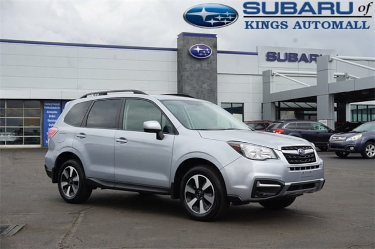 Used 2018 Subaru Forester 2.5i Premium SUV for sale in Cincinnati OH