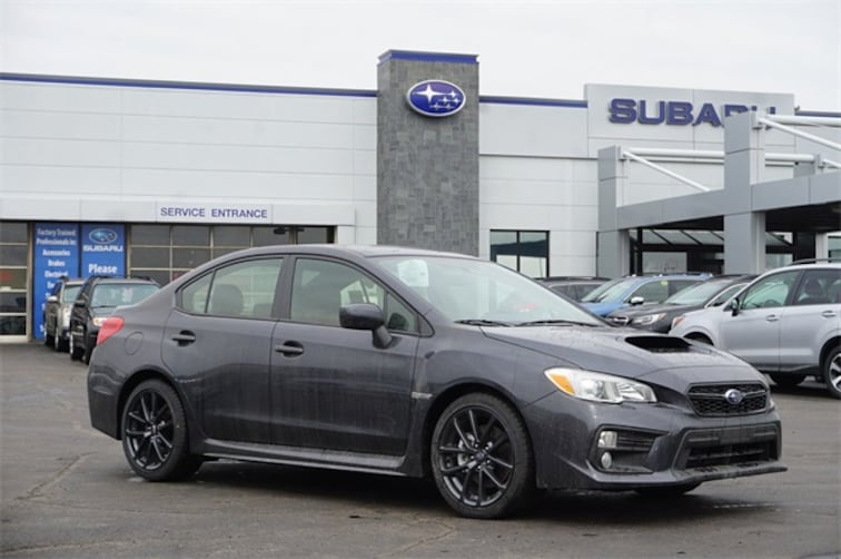 New 2019 Subaru WRX Premium (M6) Sedan K9819172 for sale in Cincinnati OH