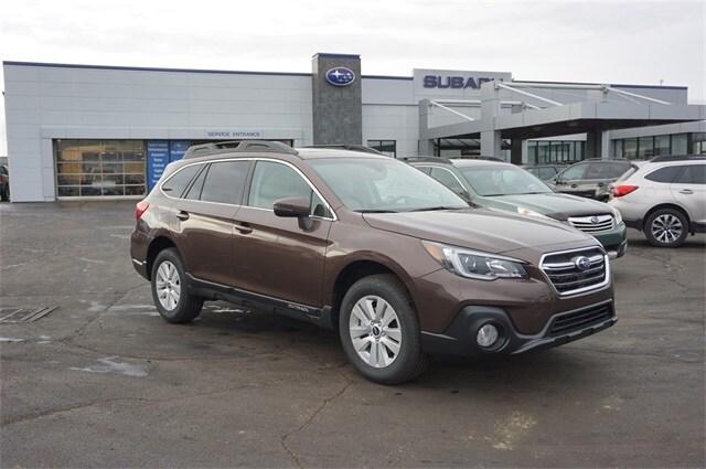 New 2019 Subaru Outback 2.5i Premium SUV K3238130 for sale in Cincinnati, OH