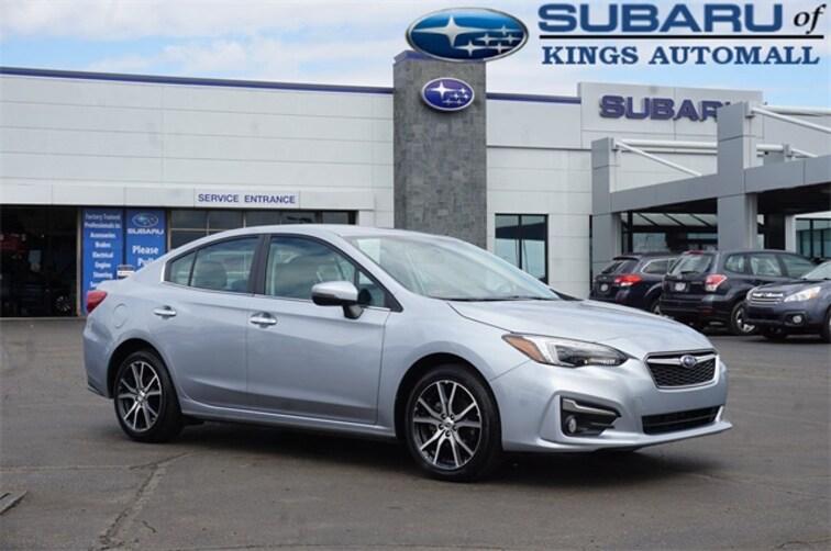 Used 2019 Subaru Impreza 2.0i Limited Sedan for sale in Cincinnati OH