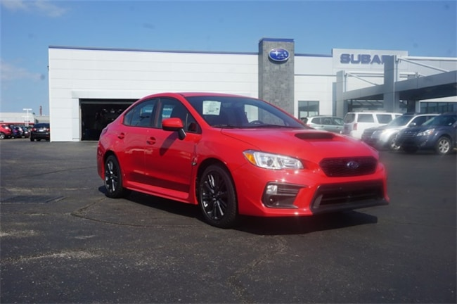 New 2019 Subaru WRX Sedan K9805482 for sale in Cincinnati OH