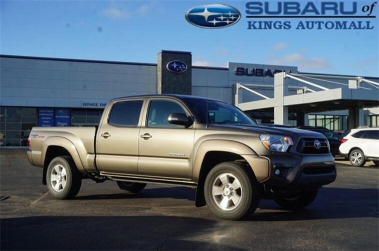 Used 2014 Toyota Tacoma Base Truck for sale in Cincinnati OH