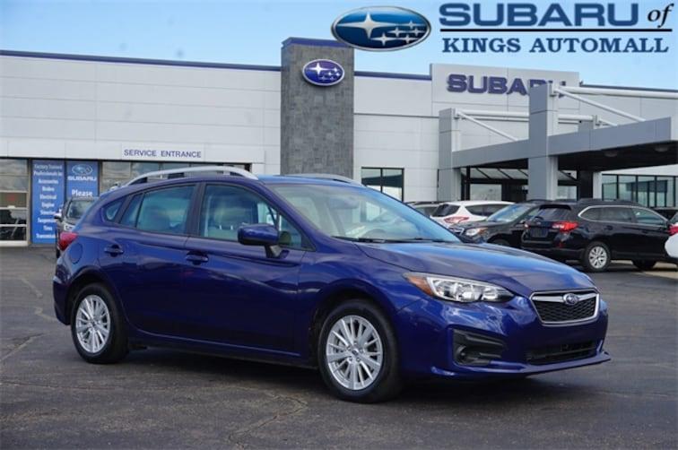 Certified Pre-Owned 2018 Subaru Impreza 2.0i Premium Hatchback for sale in Cincinnati OH