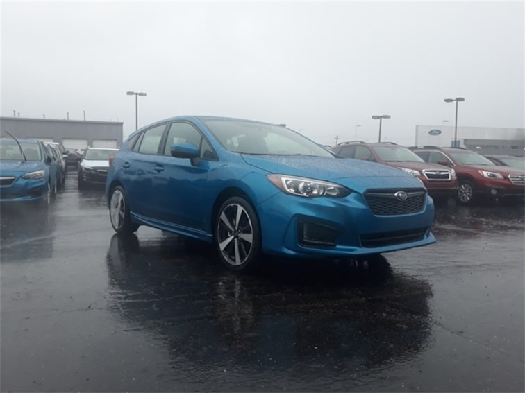 New 2019 Subaru Impreza 2.0i Sport 5-door K3726923 for sale in Cincinnati OH