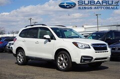Certified Pre-Owned 2018 Subaru Forester 2.5i Limited SUV JH551651 in Cincinnati