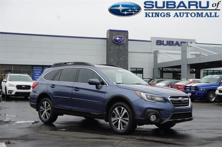 Certified Pre-Owned 2018 Subaru Outback 2.5i SUV for sale in Cincinnati OH