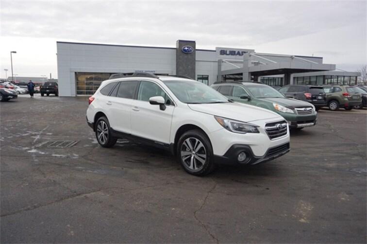 New 2019 Subaru Outback 2.5i Limited SUV K3208334 for sale in Cincinnati OH