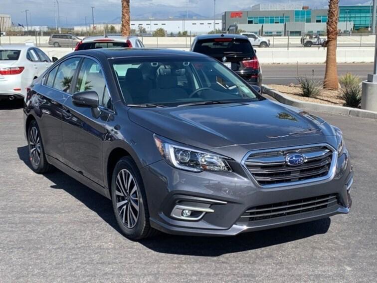 New 2019 Subaru Legacy 2.5i Premium Sedan L14717 4S3BNAF68K3028061 in Las Vegas