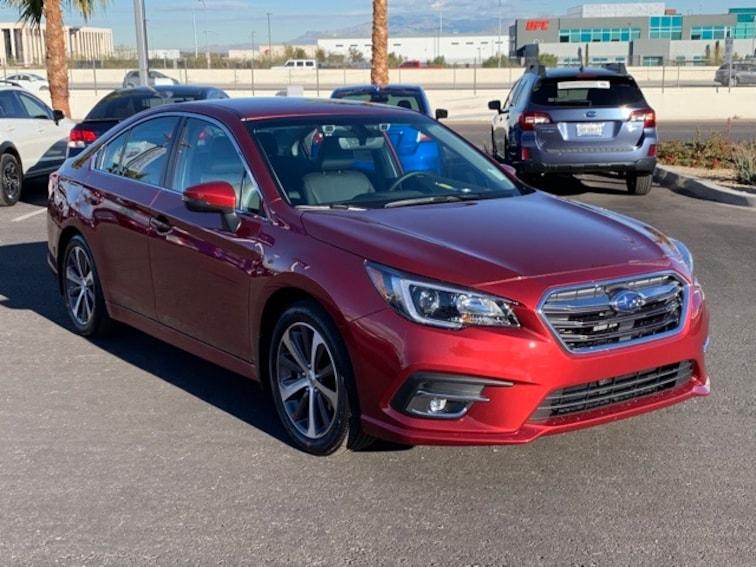 New 2019 Subaru Legacy 2.5i Limited Sedan L14288 4S3BNAJ63K3020165 in Las Vegas