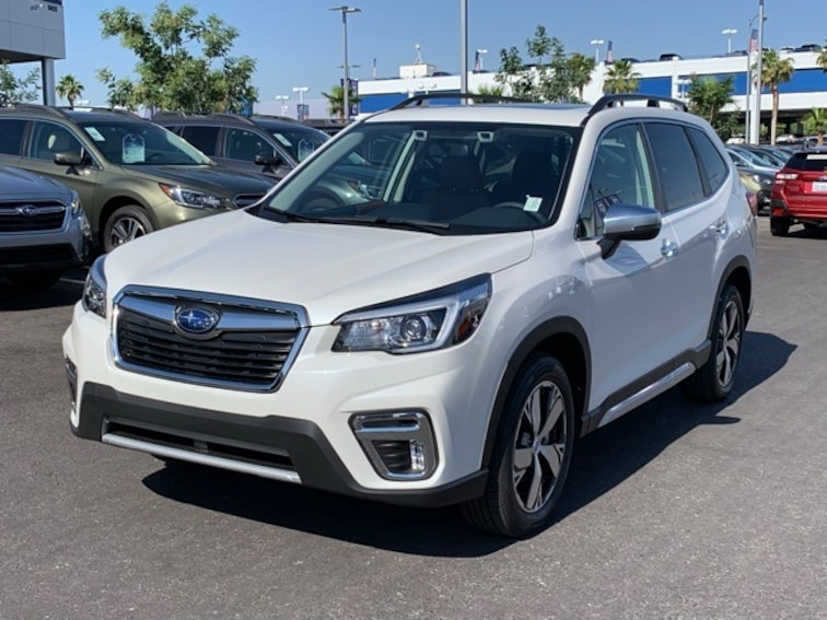 New 2019 Subaru Forester Touring SUV L15371 JF2SKAWC9KH524067 in Las Vegas