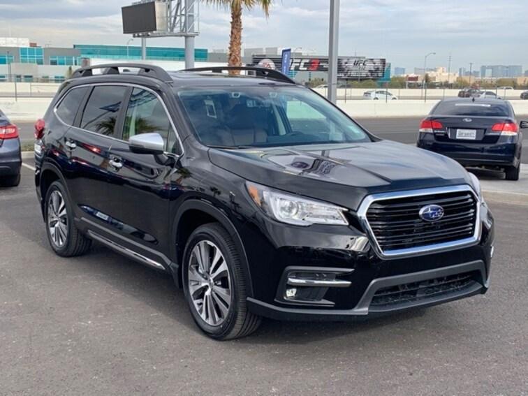 New 2019 Subaru Ascent Touring 7-Passenger SUV L14210 4S4WMARD5K3441968 in Las Vegas