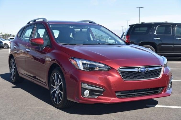 New 2019 Subaru Impreza 2.0i Limited 5-door L13807 4S3GTAT69K3711600 in Las Vegas