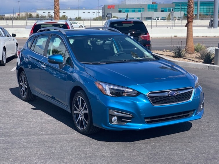 New 2019 Subaru Impreza 2.0i Limited 5-door L14716 4S3GTAT65K3730287 in Las Vegas