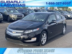 2012 Chevrolet Volt Base Hatchback 1G1RD6E45CU127133