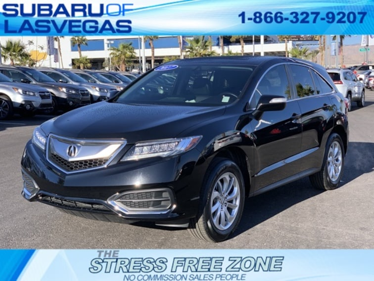 Used 2017 Acura RDX Technology Package SUV in Las Vegas